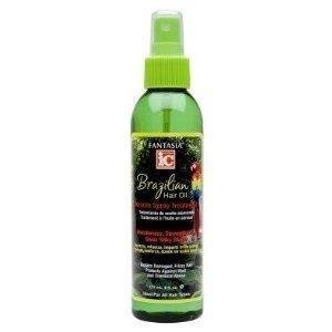 IC FANTASIA Brazilian Hair Oil Keratin Oil Treatment Spray