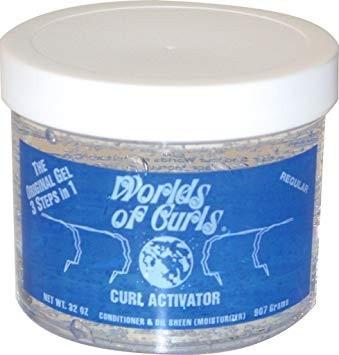 WORLDS OF CURLS EXTRA REGULAR HAIR