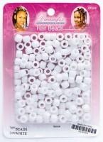 DREAMFIX Hair Beads White