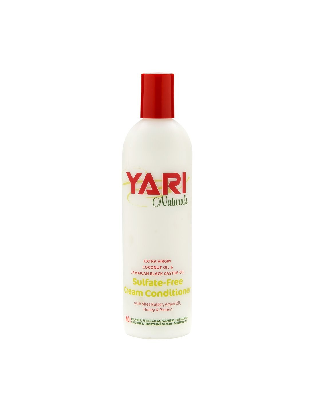 YARI Naturals Sulfate-Free Cream Conditioner