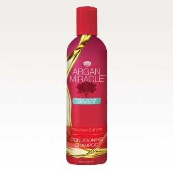 AFRICAN PRIDE Argan Miracle Shampoo