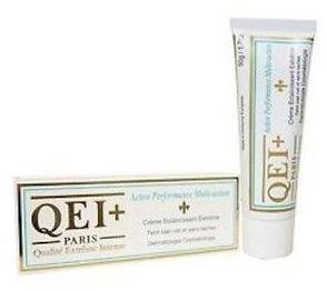 QEI+ Active Performance Cream Almond