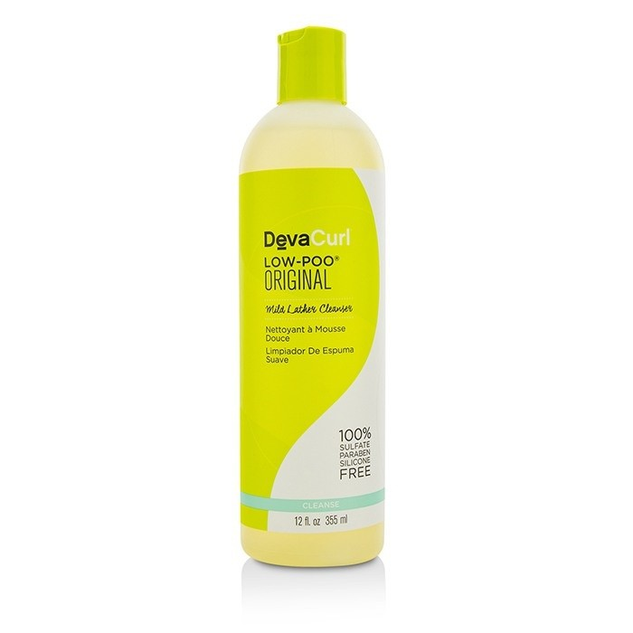 DEVACURL LOW POO ORIGINAL Mild Lather Cleanser