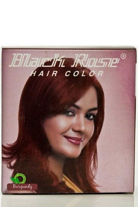 BLACK ROSE Burgundy