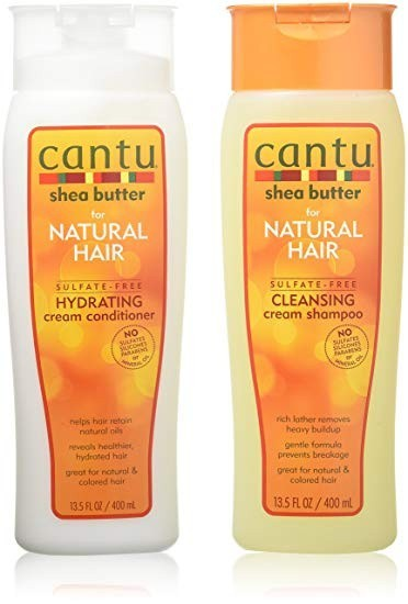 CANTU NATURAL SHEABUTTER SET