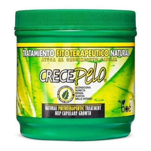 CRECE PELO Natural Phitoterapeutic Treatment