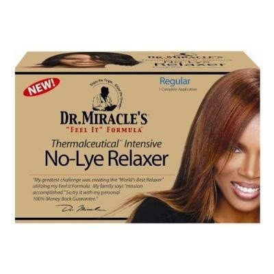 DR MIRACLES Relaxer regular strength