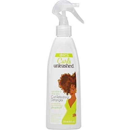 ORGANIC ROOT STIMULATOR CURLS UNLEASHED Curl Refreshing Detangler