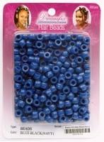 DREAMFIX Hair Beads Dark Blue