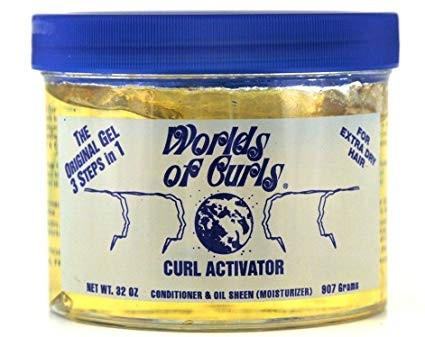 WORLDS OF CURLS EXTRA DRY HAIR