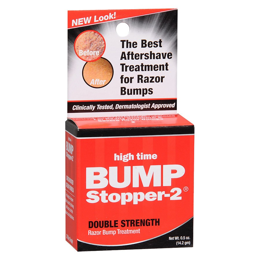 BUMP STOPPER 2 Razor Bump Treatment Double Strenght