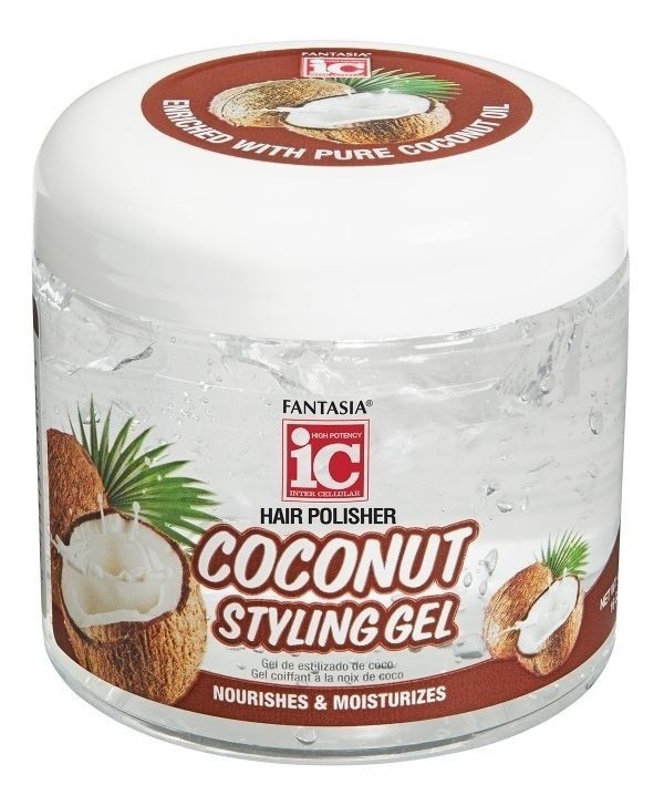 IC FANTASIA Coconut Styling Gel