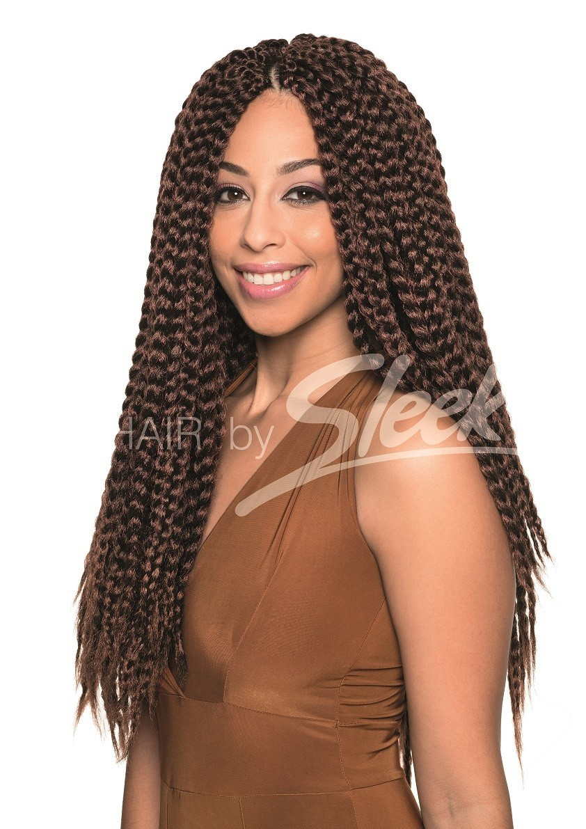 SLEEK Mambo Box Braids 3 pakken