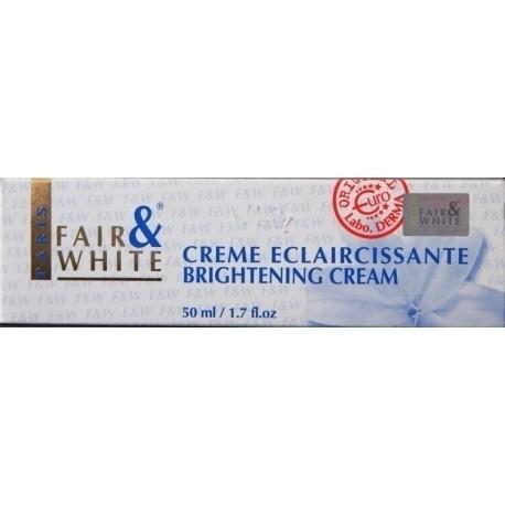 FAIR AND WHITE Brightening Cream