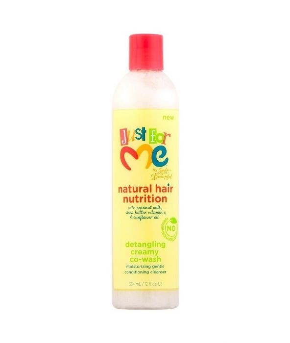 JUST FOR ME Natural Hair Detangling Detangling Creamy Co-Wash