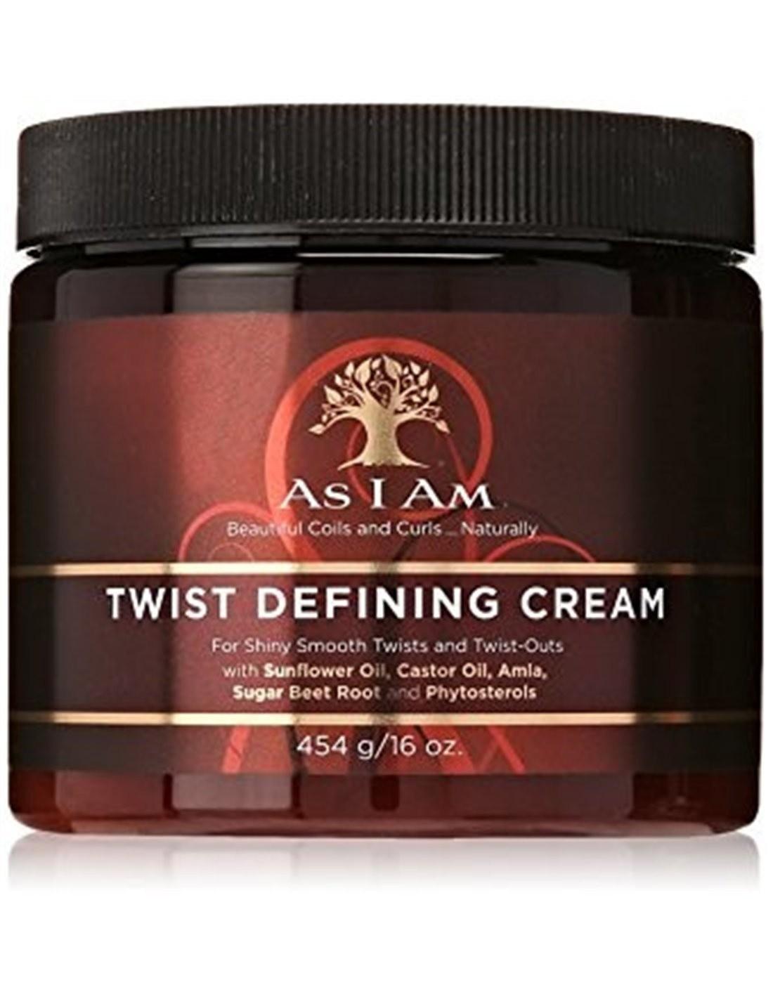 AS I AM Twist Defining Cream 16oz
