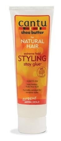 CANTU SHEA BUTTER FOR NATURAL HAIR Extreme Hold Styling