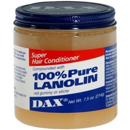 DAX Lanolin Pomade 7.5 oz