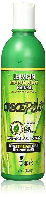 CRECE PELO Leave-In Fitoterapeutico Natural