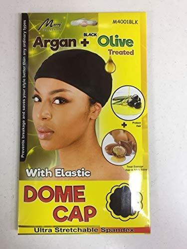 ARGAN + OLIVE OIL DOME CAP With Elastic