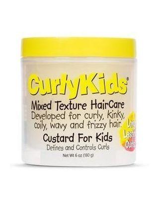 CURLY KIDS Custard for Kids