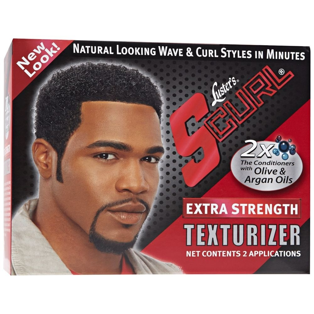 S CURL TEXTURIZER Kit Extra Strenght