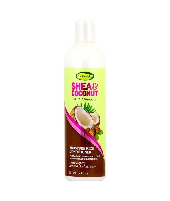 GROHEALTHY SHEA & COCONUT Conditioner