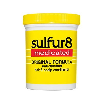Foto van SULFUR 8 Medicated Original Formule 100 ml