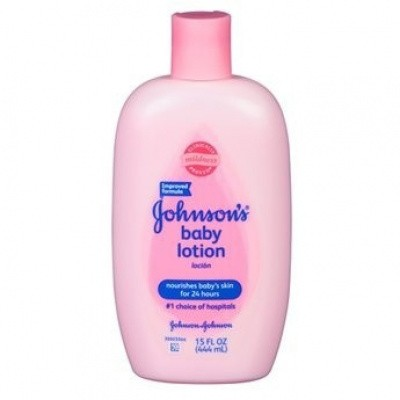 Foto van JOHNSONS Baby Lotion