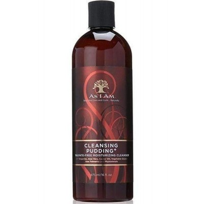 Foto van AS I AM Cleansing Pudding 16 oz