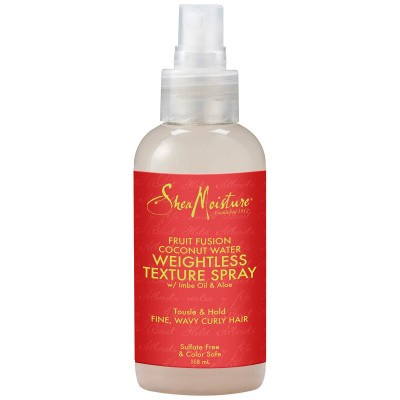 Foto van SHEA MOISTURE FRUIT FUSHION Weightless Texture Spray