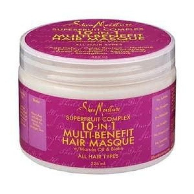 SHEA MOISTURE SUPERFRUIT 10 in 1 Multi-Benefit Hair Masque