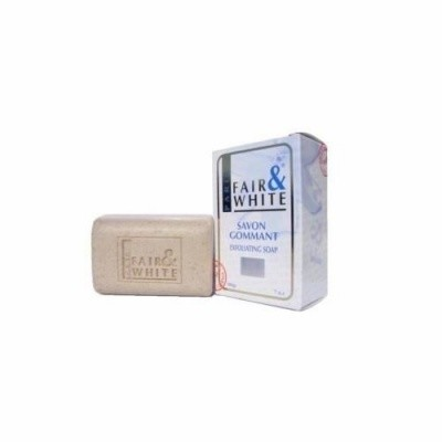 Foto van FAIR AND WHITE So White Exfoliating Soap