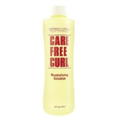 Foto van CARE FREE CURL Neutralizing Solution