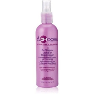 APHOGEE Pro Vitamin Leave In Conditioner Spray 8oz