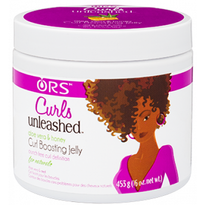 Foto van ORGANIC ROOT STIMULATOR CURLS UNLEASHED Curl Boosting Jelly