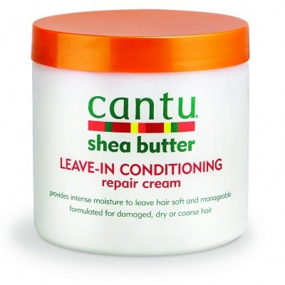 Foto van CANTU Shea Butter Leave In Conditioning 2 stuks