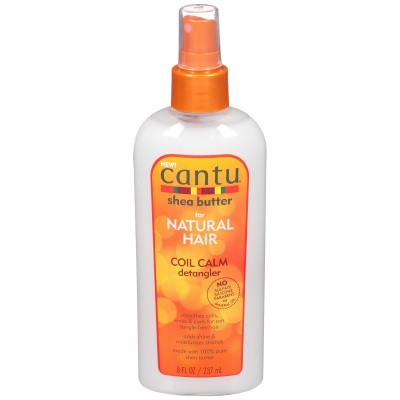 Foto van CANTU Shea Butter FOR NATURAL HAIR Coil Calm