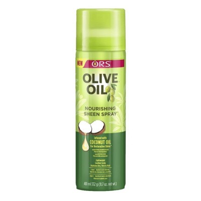 Foto van ORGANIC ROOT STIMULATOR Olive Oil Nourishing Sheen Spray