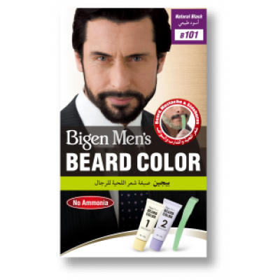 Foto van BIGEN Men's Beard Color 101