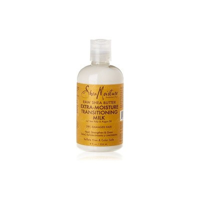 Foto van SHEA MOISTURE RAW SHEABUTTER Extra Moisturizing Transitioning Milk