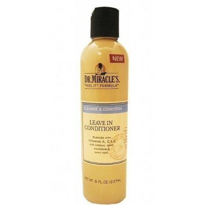Foto van DR MIRACLES Leave In Conditioner