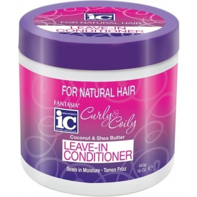 Foto van IC FANTASIA Curly & Coily Leave In Conditioner