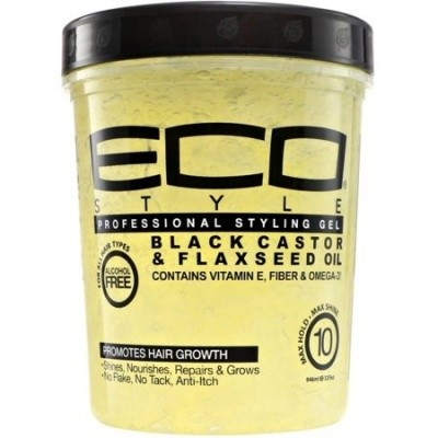 ECO STYLER Black Castor & Flaxeed Oil 32 oz