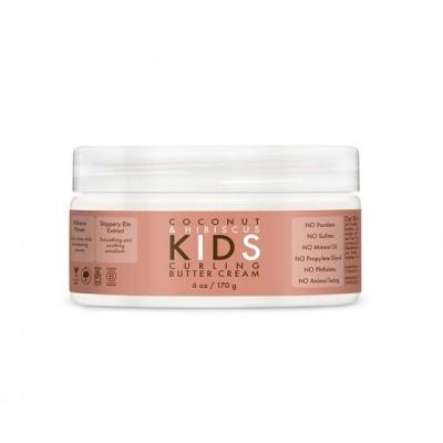 Foto van SHEA MOISTURE COCONUT & HIBISCUS KIDS Curling Butter Cream