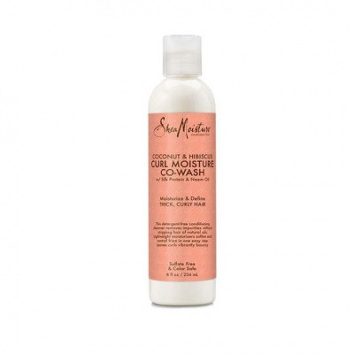 Foto van SHEA MOISTURE COCONUT & HIBISCUS Co-Wash Conditioning Cleanser