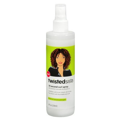 Foto van TWISTED SISTA 30 Second Curl Spray