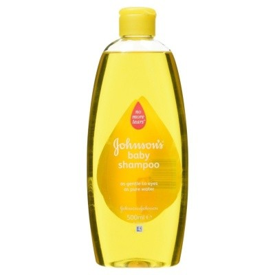 Foto van JOHNSONS Baby Shampoo