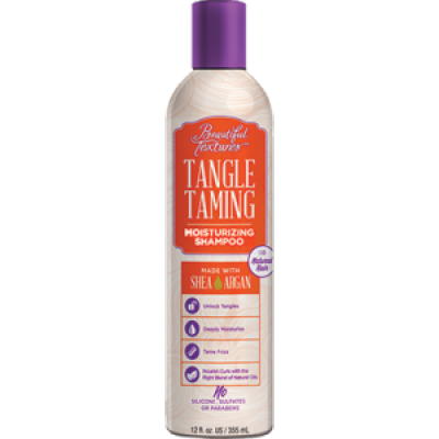 Foto van BEAUTIFUL TEXTURES Tangle Taming Moisturizing Shampoo