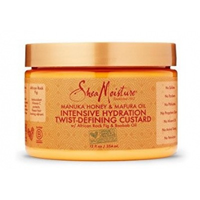 Foto van SHEA MOISTURE MANUKA HONEY Intensive Hydrating Twist - Defining Custard
